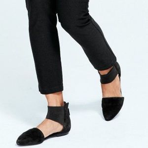 Eileen Fisher Allot Black Flats